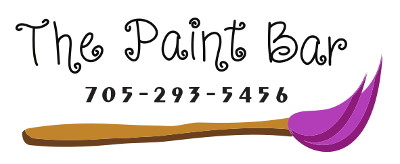 The Paint Bar - 705-293-5456